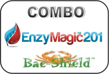 EnzyMagic201/BacShield Combo Pack